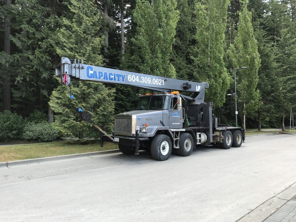 Mobile Crane Rental BC
